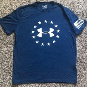 Never worn Under Armour T-shirt M